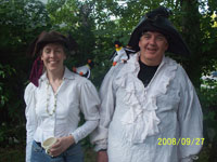 Roger and Lisa Pirates