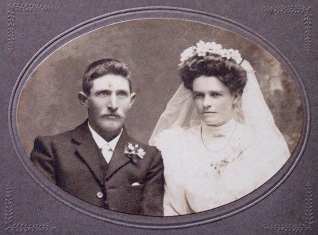 Alexander Houliston and Margaret Anderson