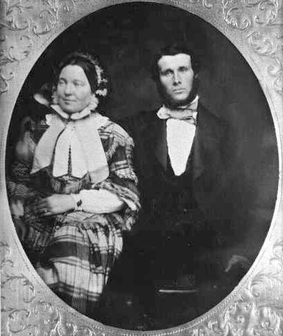 George Moffat and Isabella Patterson