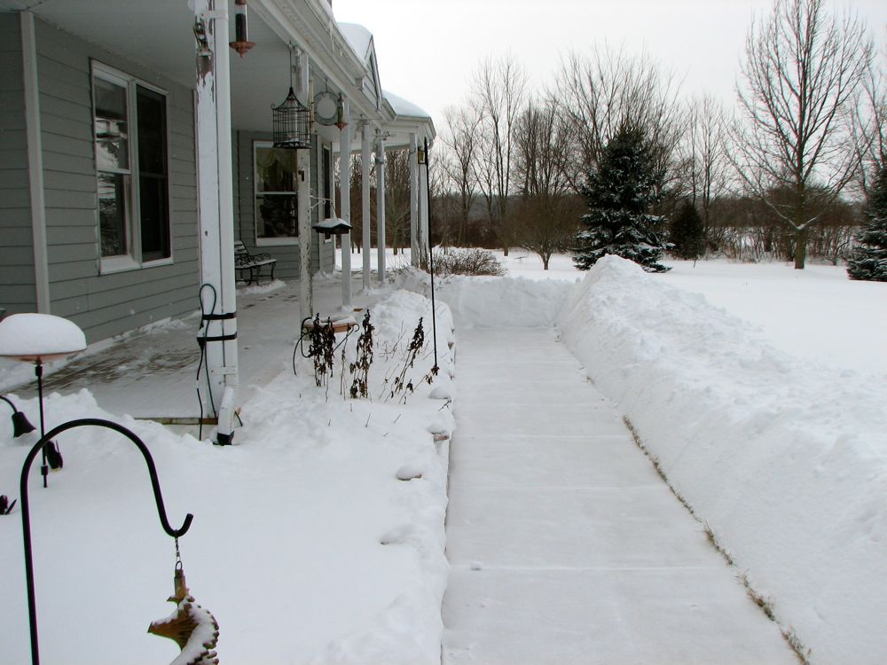 Path to Front Door - After