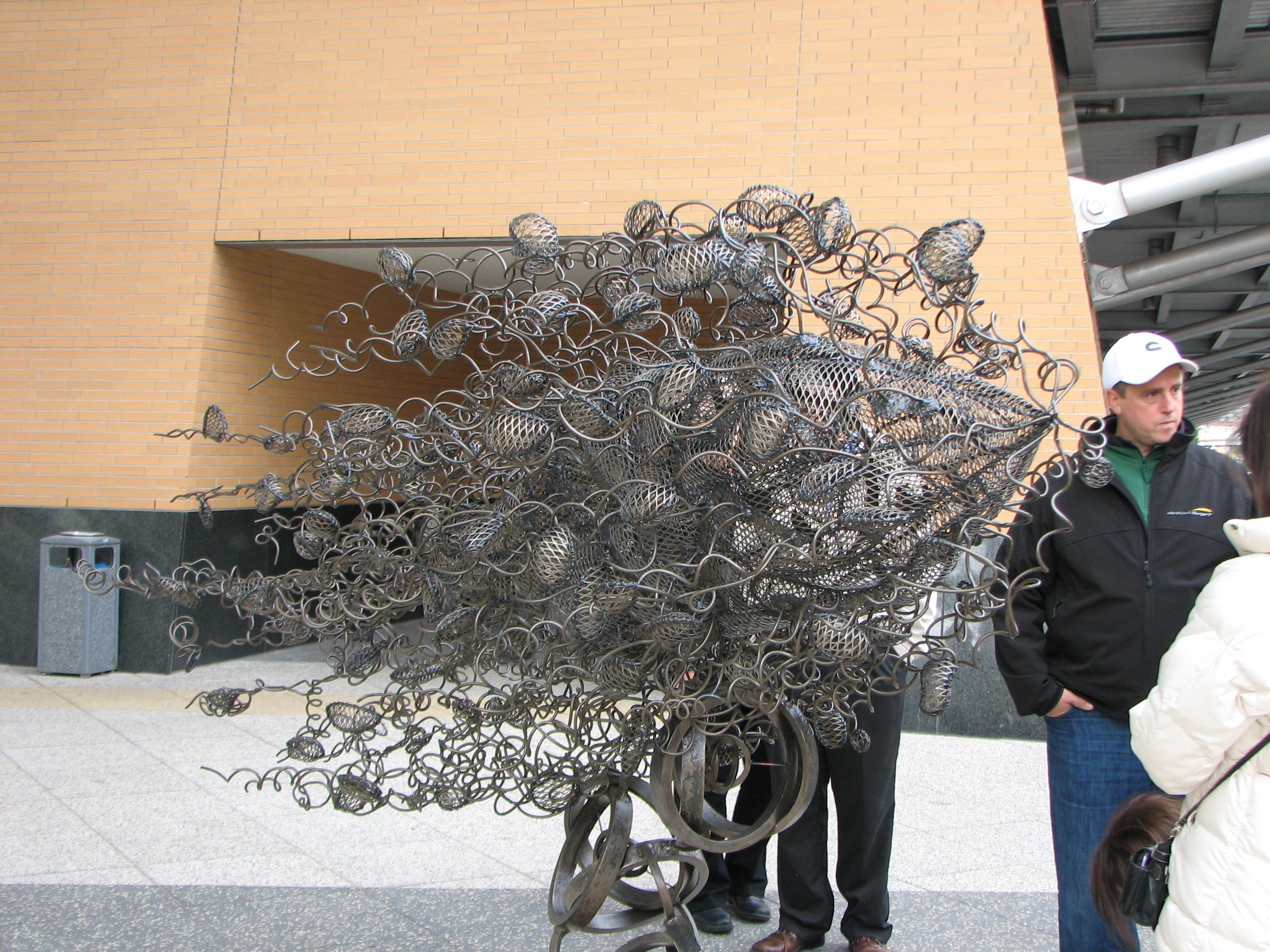 Metal Sculpture by Russell Blackwell