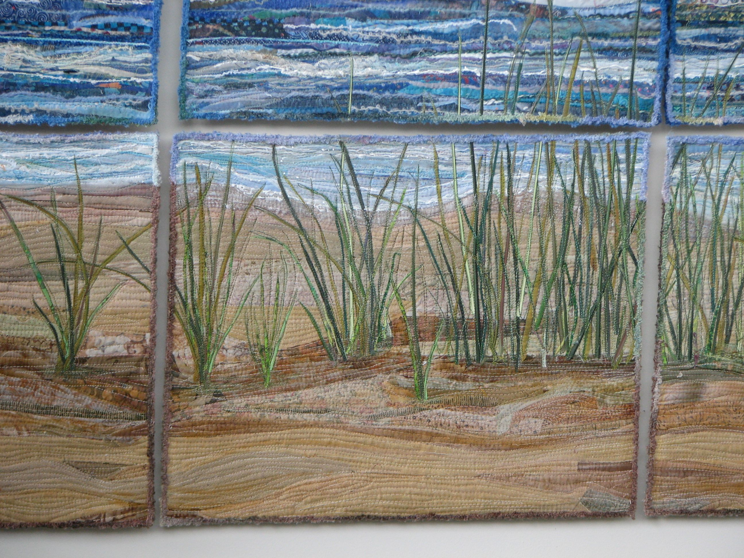 Reeds on the Shore