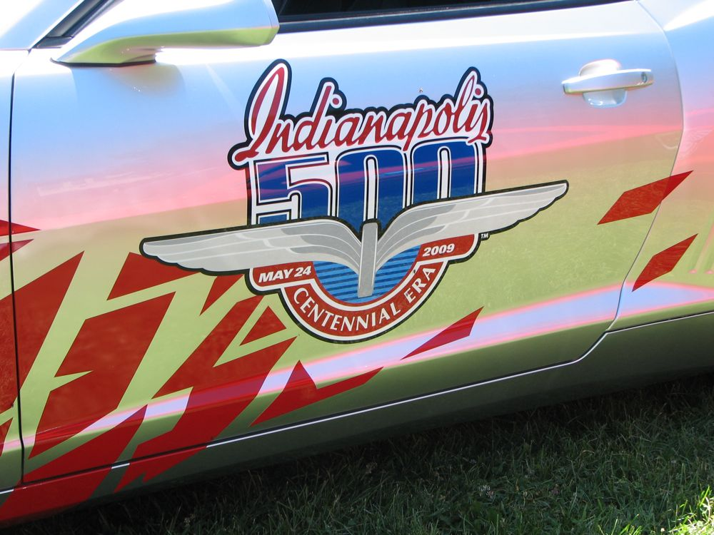 2009 Indy 500 Pace Car