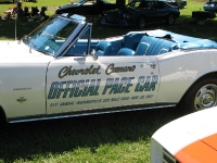1967 Indy 500 Pace Car