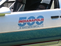 1982 Indy 500 Pace Car