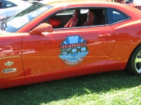 2010 Indy 500 Pace Car
