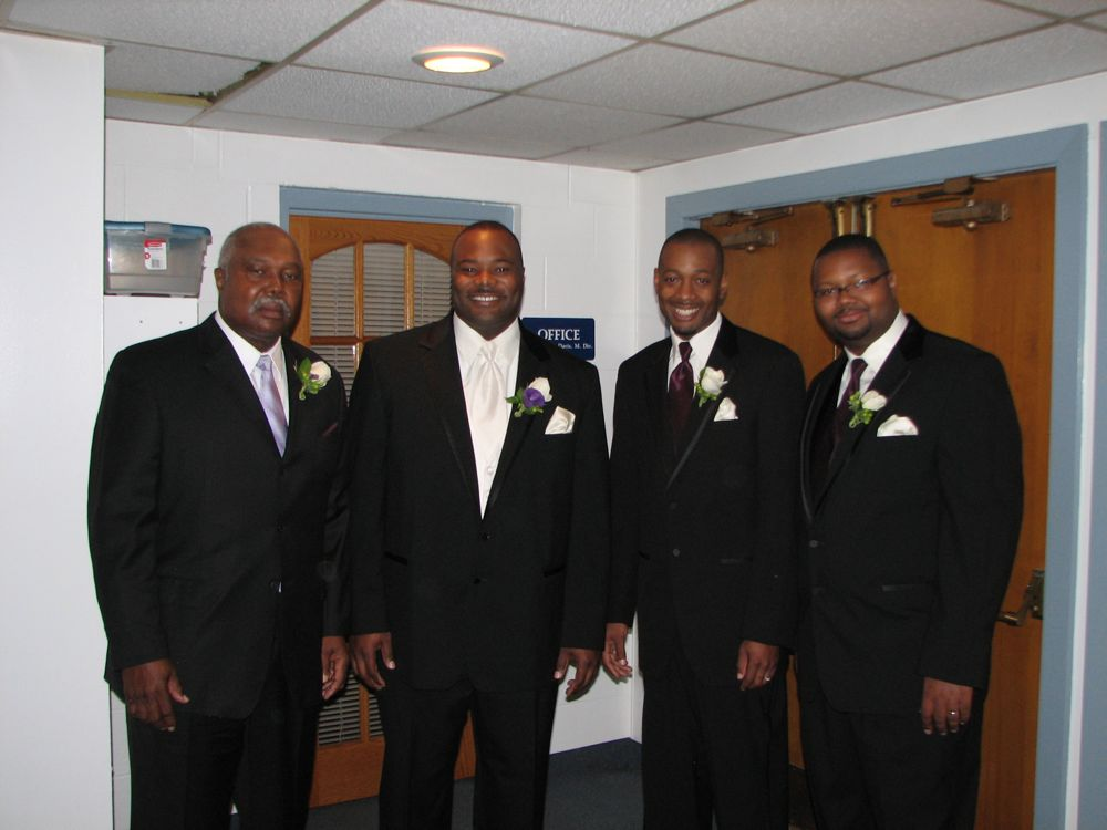 The Smith Boys - Billy, Kenneth, Jeremy and Ramon