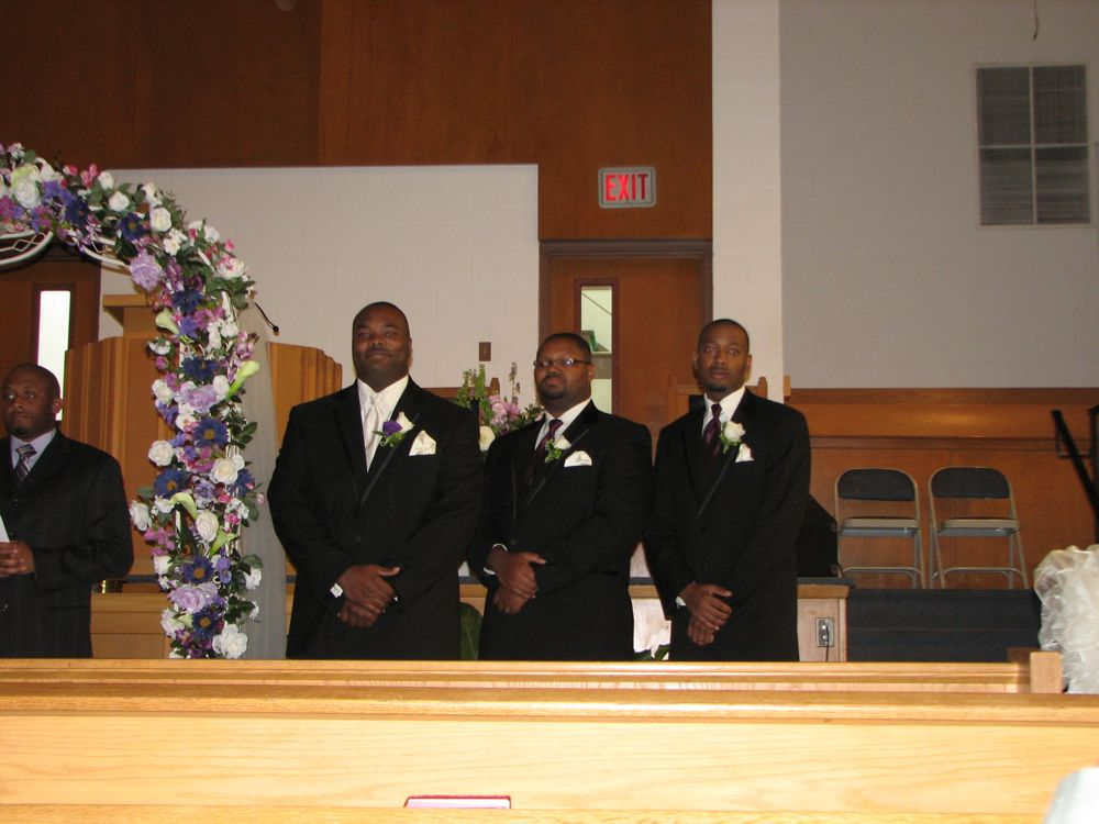 Waiting Patiently - Kenneth, Ramon and Jeremy