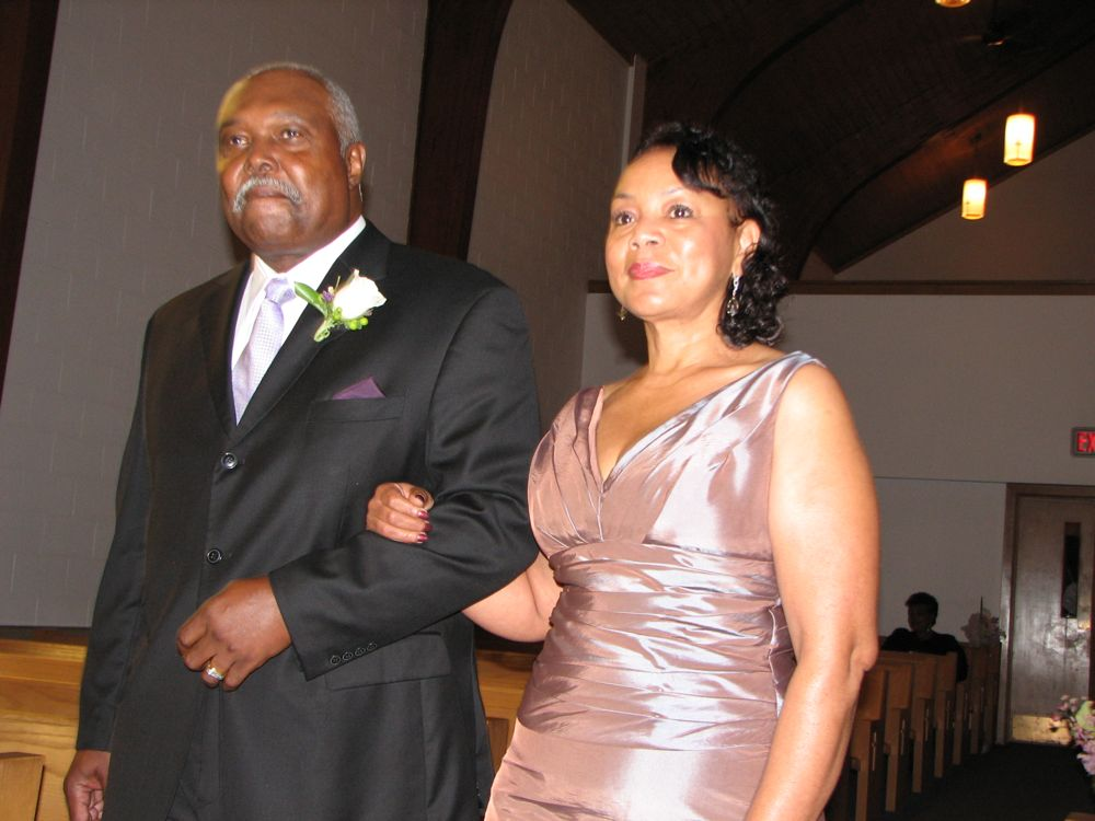 Groom's Parents - Billy & Pat Smith