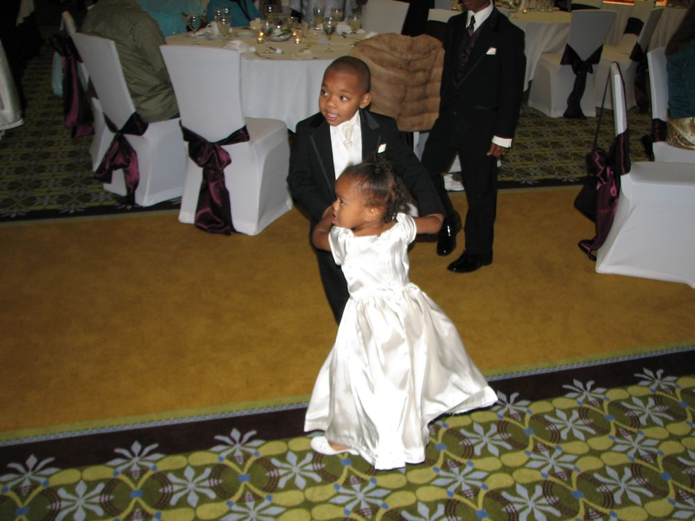 The Young Dancers - Justin Short and  Anala Millbrooks