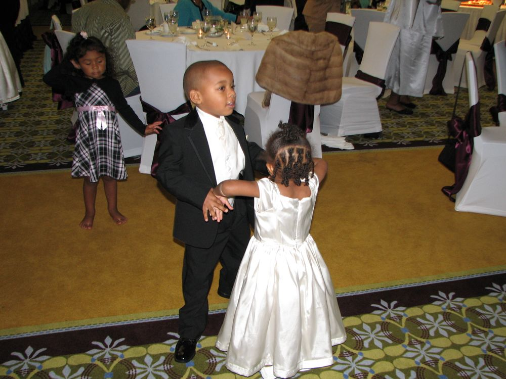 The Young Dancers - Justin Short & Anala Millbrooks