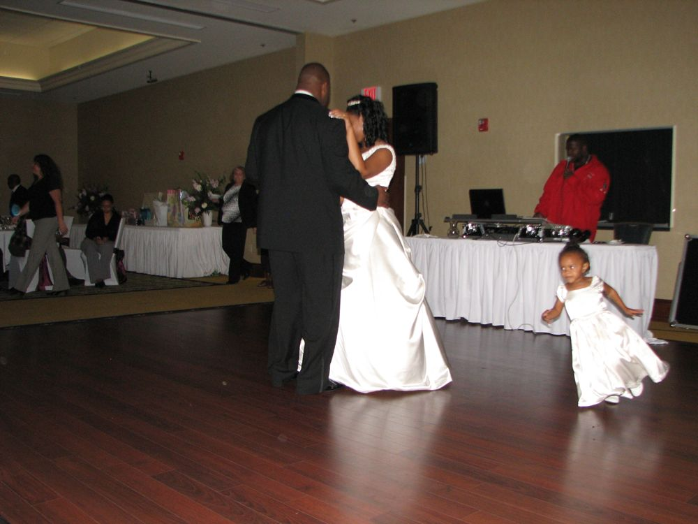 The First Dance and the Little Dancer