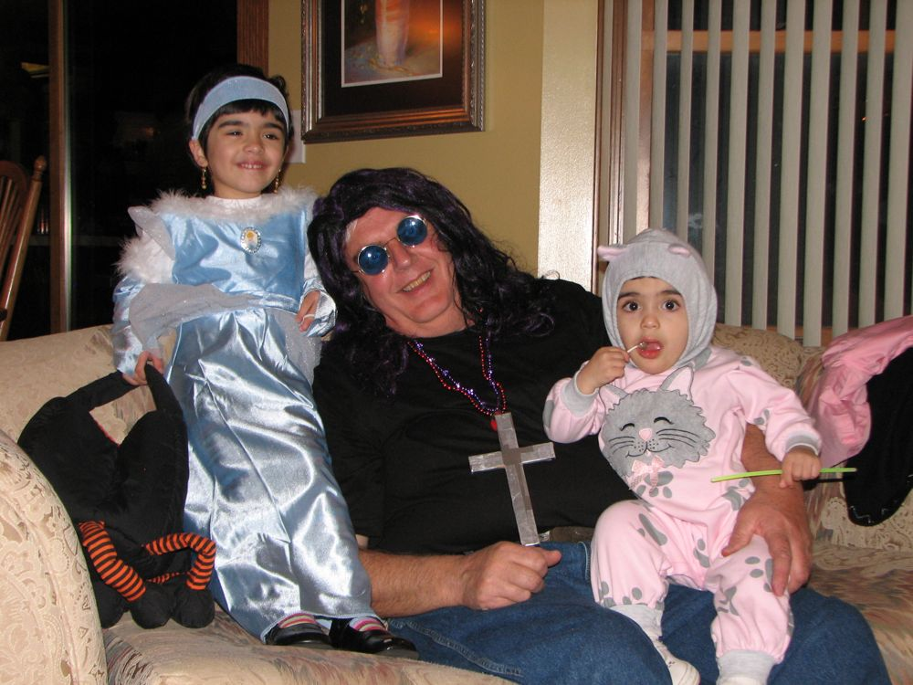 """""""Uncle Roger"""" and The Kids"""