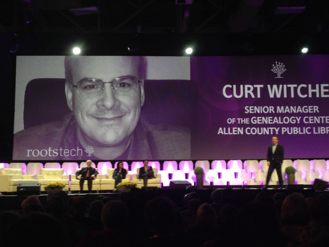 Curt Witcher - one of the 5 Judges
