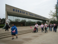 Gerald R Ford Presidential Museum