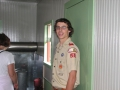 Eagle Scout Andrew Munerance