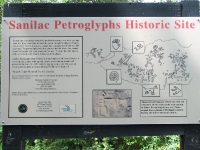 Sanilac Petroglyphs Historic Site
