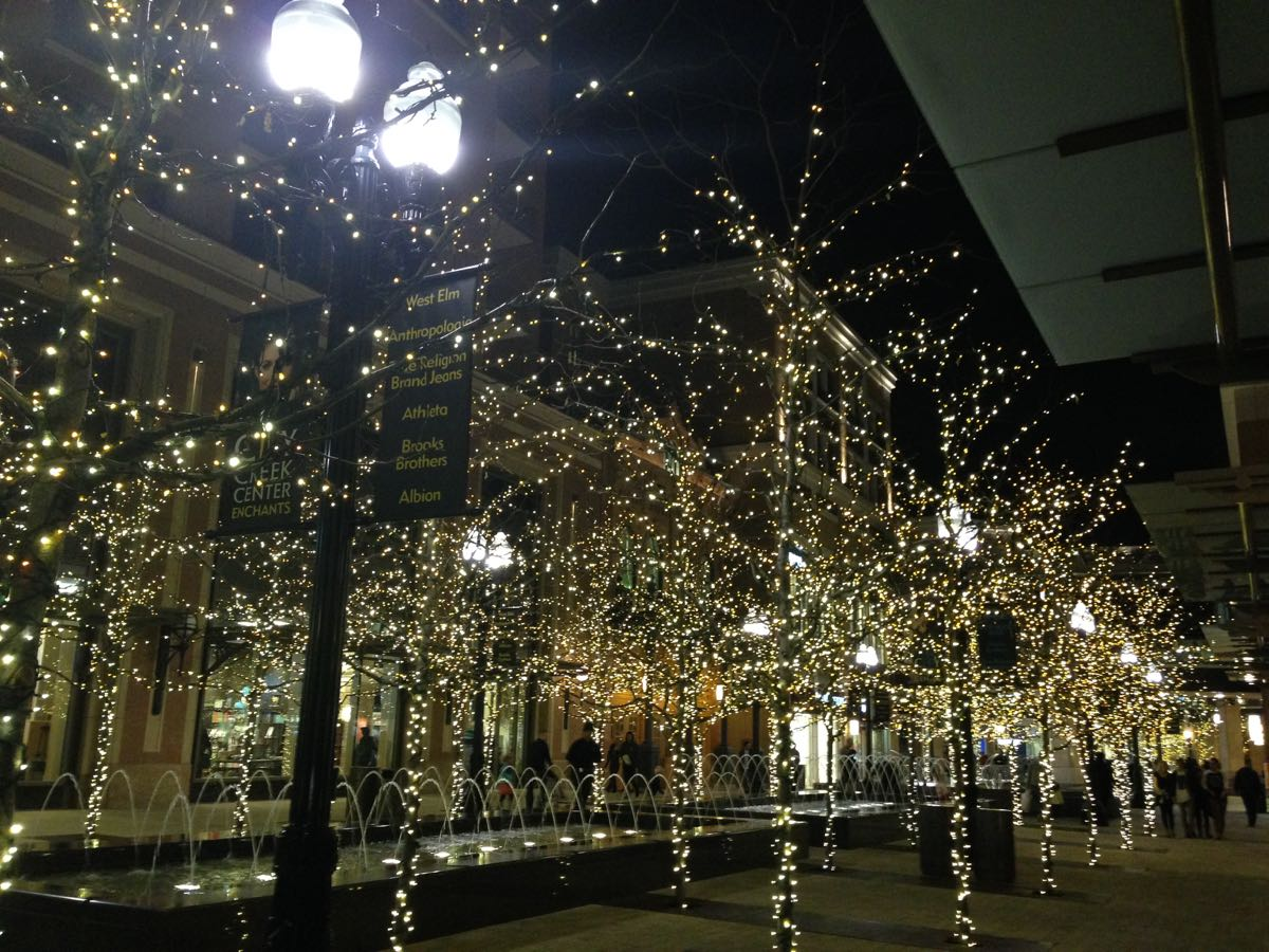 City Creek Lights