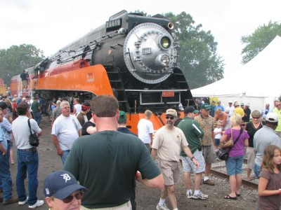 Southern Pacific #4449