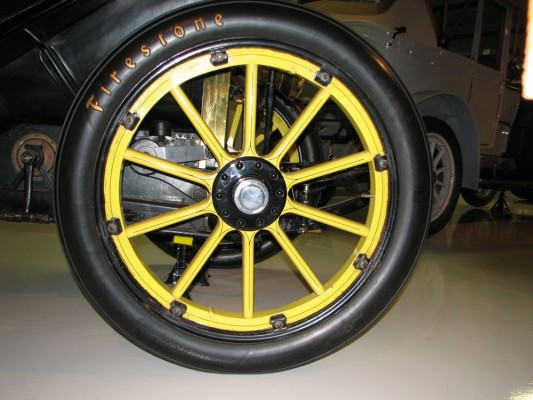 Firestone Wheel